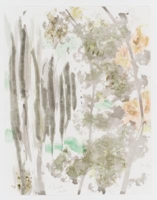 Erwin Gross: Ohne Titel   2017 © Künstler