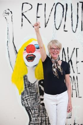 Simone Westerwinter - Künstlerinnenporträt im Kunstportal Baden-Württemberg