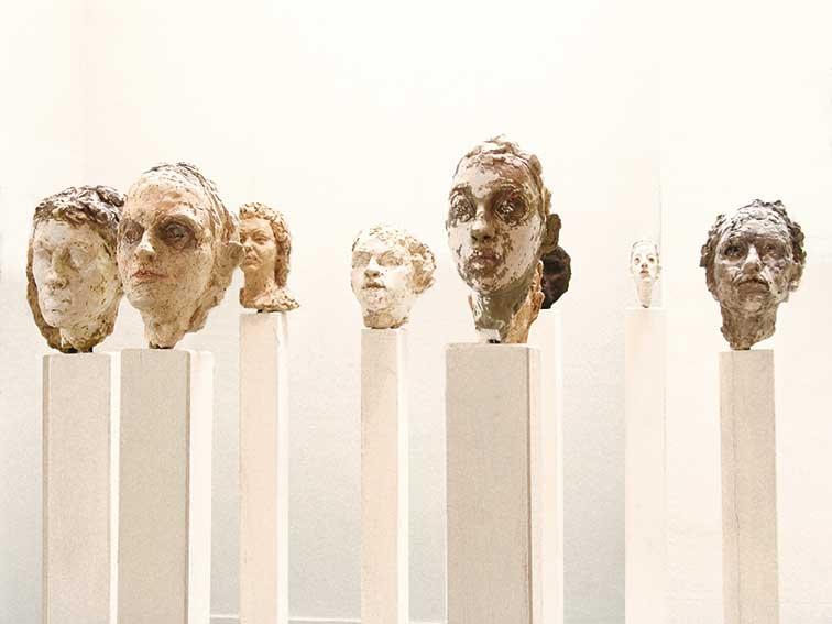 Ralf Ehmann im kunstportal-bw: