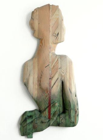 Reinhard Voss im kunstportal-bw: