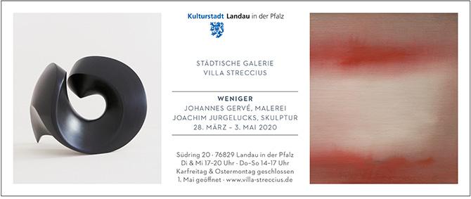 Johannes Gerve im Kunstportal Baden Württemberg